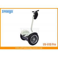 Electric Chariot Two Wheel Self Balancing Vehicle , Smart Balance Car UV-01D Manufactures