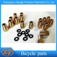 Valve Stem Adapter Brass Valve Adapter Converter Presta To Schrader Valve Stem Adapter Manufactures