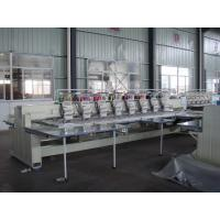 Multi Functional Computer Controlled Embroidery Sewing Machine Max Speed 1000rpm Manufactures