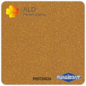 metallic gold thermosetting spray electrostatic powder coating paint Manufactures