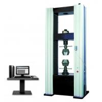 200KN Microcomputer Controlled Electronic Universal Testing Machine With 0.5 Precision Level Manufactures