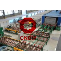 Smooth Surface Fiber Cement Board Production Line High Production Capacity Manufactures