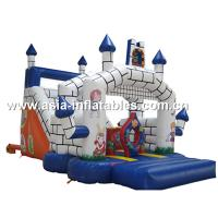 Classocal Inflatable Castle Bouncer And Slide Combo For Kids Manufactures