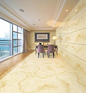China Fashion Design Full Polished Glazed Porcelain Floor Tile on sale