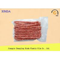 PA / PE Plastic Food Vacuum Bags for Packaging 16.5 x 22 cm 68 micron Manufactures