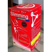 Natural Max Slimming Red Box Advanced Capsule Natural Plant Extracts Slimming Max Effect Pills Manufactures