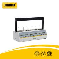 Quality 6 test Stations Adhesion Test Equipment, Tape Holding Power Tester for sale