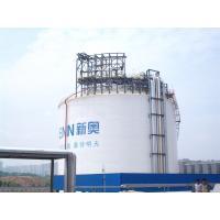 One Containment Cryogenic Storage Tanks 20000m3 Vertical Cylindrical Flat Bottom Manufactures
