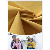 Two - Tone Look Stretch Polyester Fabric Comfortable Windproof For Outdoor Jacket Manufactures