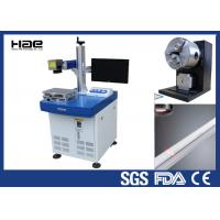 Optical Device Laser Coding Machine , 5W 7W 9W Laser Etching Machine For Metal Manufactures