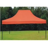 China Marquee Event Tent 3x4.5m red steel outdoor folding tent Party Gazebo Tent on sale