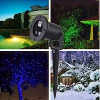 Waterproof laser star for outdoor.Landscape RGB Proector Manufactures
