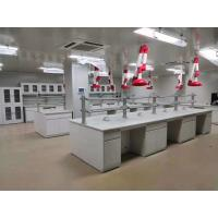 Durable Chemistry Laboratory Casework Furniture For Research / Lab Tables Work Benches Manufactures