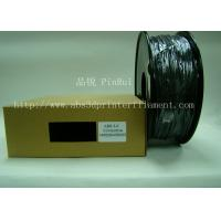 Electronics industry conductive abs filament  3d printer consumables 1.75 / 3.00mm Manufactures