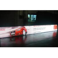 China High Refresh 2500hz SMD Perimeter Led Display Business Perimeter Advertising Boards on sale