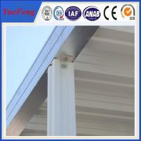 New arrival ! 6063/6061 OEM used aluminum awnings for sale /aluminum awning parts Manufactures