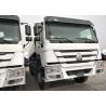 Buy cheap LHD / RHD Heavy dump trucks with 12.00R20 , Euro 2 Sinotruk 6x4 Howo Tipper from wholesalers