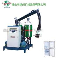 Refrigerator, ice box and freezer pu insulation foaming machine Manufactures