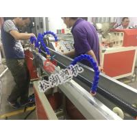 PVC Well Casing Fixable Metal Corrugated Pipe Extruder Machine Manufactures