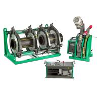 China SWT-V160/50H pe pipe butt fusion welding machine on sale