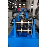 Full Automatic C Purlin Roll Forming Machine,  Interchangeable Z Purlin Forming Machine Manufactures