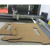 pvc coil production making car mat cnc cutting table machine Manufactures