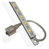 China High luminous dmx 12v Rigid led under cabinet strip lighting for cove , archway , stairs on sale