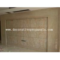 Fire Resisting Faux Marble Sheets Light Weight For Construction Building Manufactures