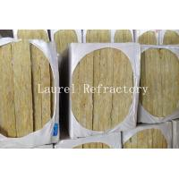 Rockwool Mattress Refractory Rockwool Sound Insulation with Wire Mesh 20 MM Thick Manufactures