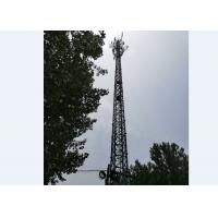 Multi Circuit Global Mobile Tower Angle Steel Tower Stable Performance Manufactures