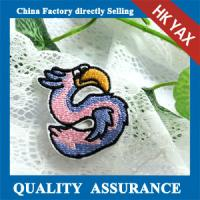 custom made iron on embroidery patches,New arrival embroidery patches for clothing decoration Manufactures