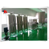 Ultra Pure Water Purification Machine RO System Simple Operation For Industrial Manufactures