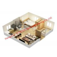 Standard Luxury Folding Integrated House Fast Assembly Expandable Container House For Sale Manufactures