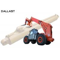 Double Piston Hydraulic Cylinder for Heavy Duty Engineering Equipment / Machinery Manufactures