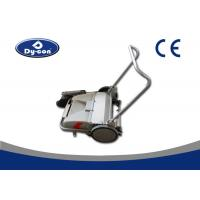 Manual Push Walk Behind Floor Sweeper , Floor Sweeping Cleaning Machine Manufactures