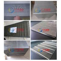 Welded wedge wire screen panels Manufactures