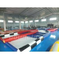 0.5mm PVC Tarpaulin Giant Inflatable Zorb Ball Collision For Zorb Ball for sale
