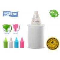 China Healthy WellBlue Coconut Water Filter Cartridge For Alkaline Water Jug Use on sale