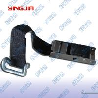 Overcentre buckle with webbing and hook Manufactures
