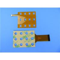 China Flex PCB Circuit Board Soft Printed Circuits for 24 pin Connector on sale