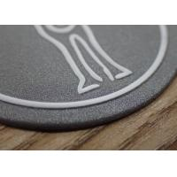 Fashion Design Symphony Custom Fashion Logo High Frequency Embossed Soft TPU Patch for Shoes and Hats Manufactures