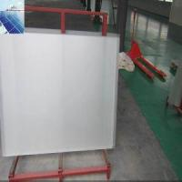 4.0mm Supper White Tempered Coated Glass Manufactures