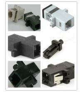 MTRJ Simplex/Duplex singlemode/multimode Hybrid Metal Fiber Optic Adapter/adaptor Manufactures