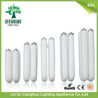 5W 7W 9W 12W 15W Compact Fluorescent u Shaped Bulbs Tube With 65mm - 105mm Manufactures
