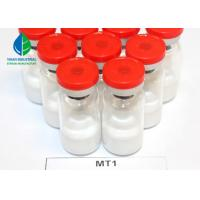 MT1 Tanning Injections Peptides Melanotan - 1 White Powder 10mg/vial with Good Effect​ Manufactures