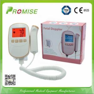 PROMISE Manufacturer /Fetal doppler / color screen fetal doppler with large 2.4