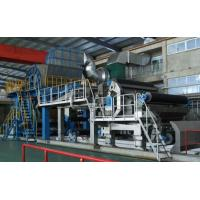 Toilet Paper Machinery Crescent Former Tissue Paper Machine for Making Machine Manufactures