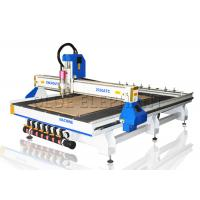 Benchtop Wood CNC Router Machine For Plastic Sign Making Stepping Motor & Driver Manufactures