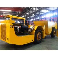 Underground Dump Truck 20 tons for large tunnelling and underground mining Manufactures