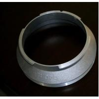 Printing Aluminum Textile Machinery Parts Rotary Screen End Ring For Printing Machine Manufactures